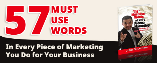 Free Marketing Words